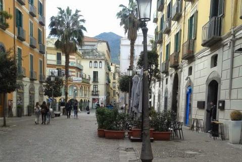Salerno centrum