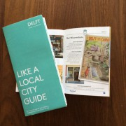 Delft city guide