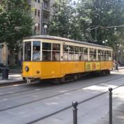 Milano tram