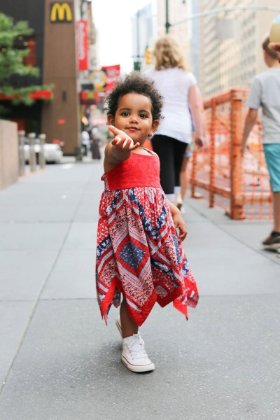"""Today in microfashion"" by Humans of New York"