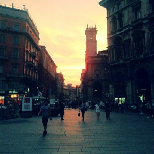 night milano
