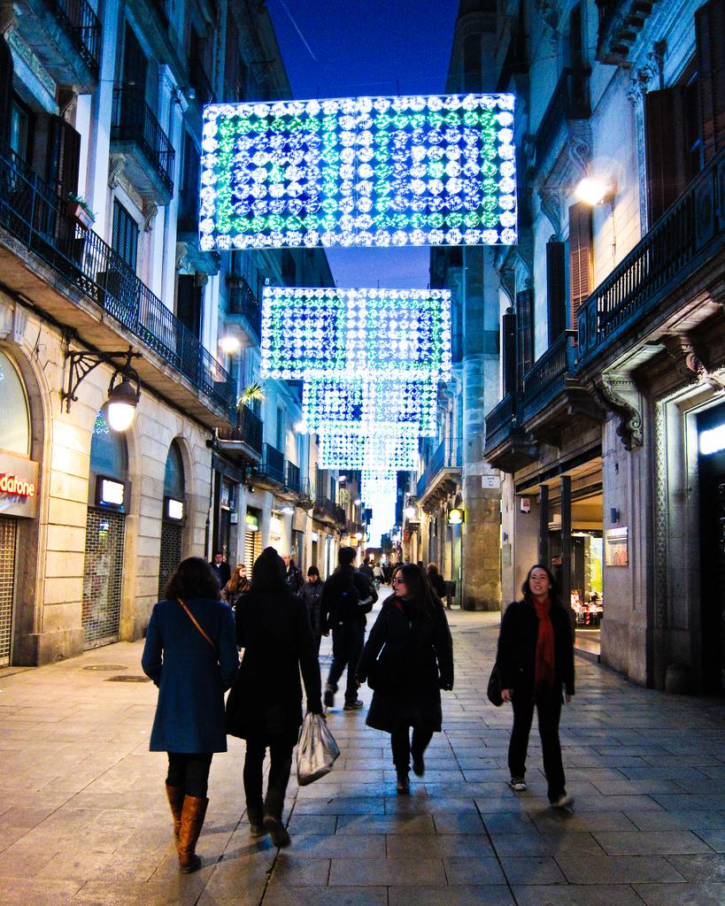 christmas Barcelona
