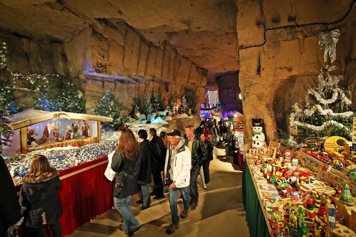 Valkenburg Christmas market