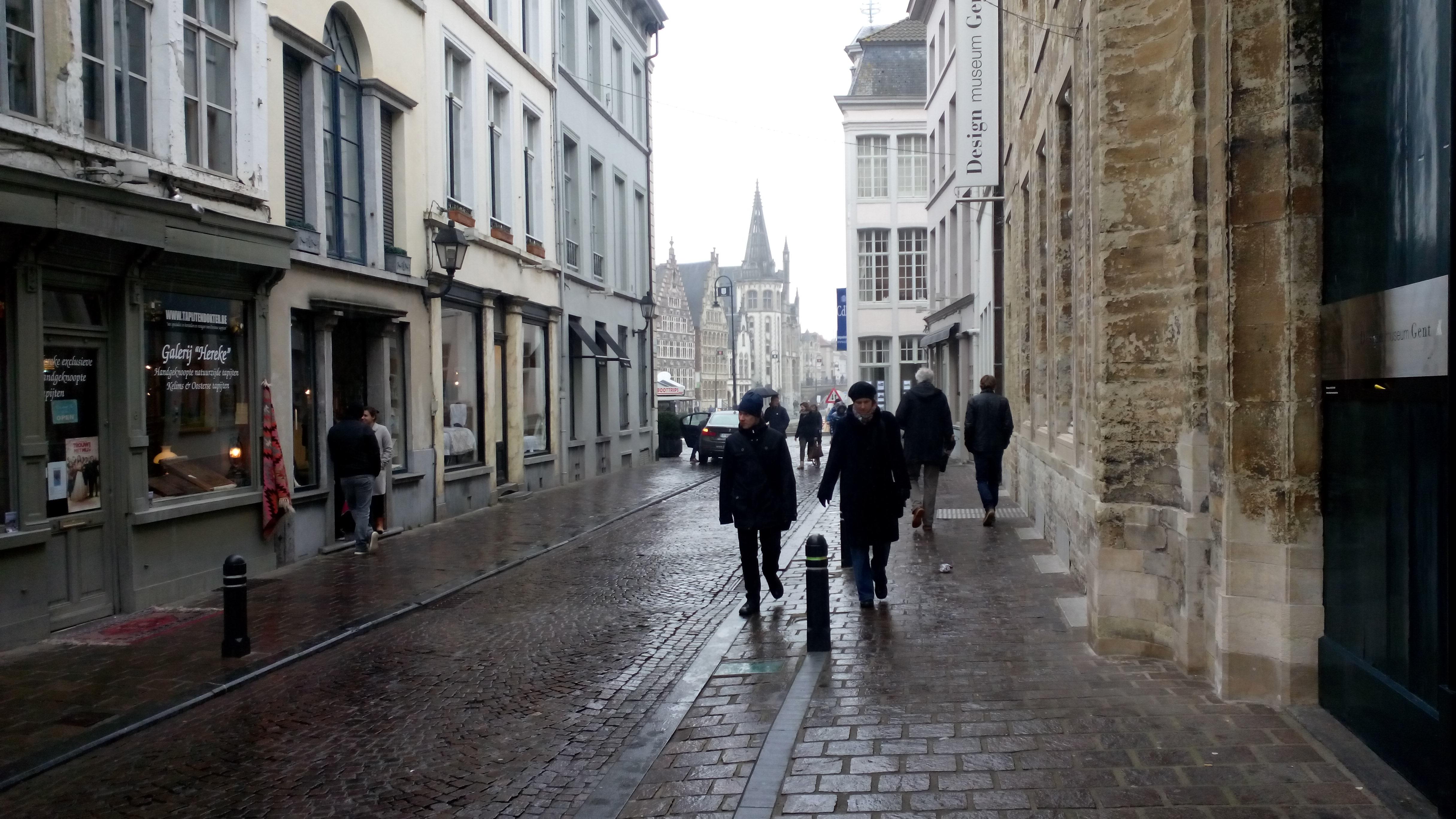 Gent maart