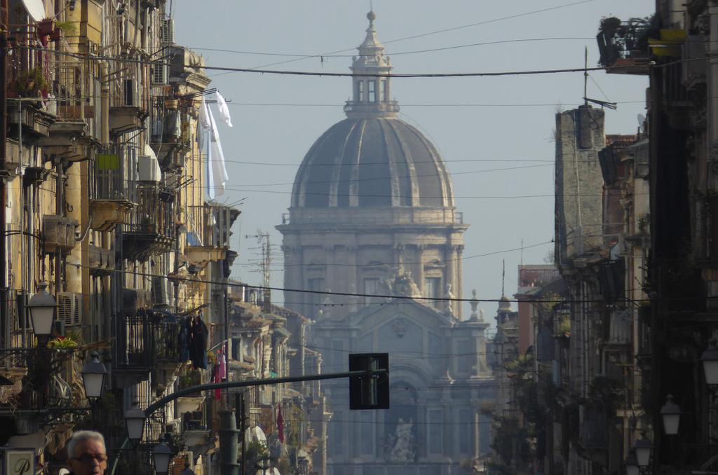 Catania stad Sicilie
