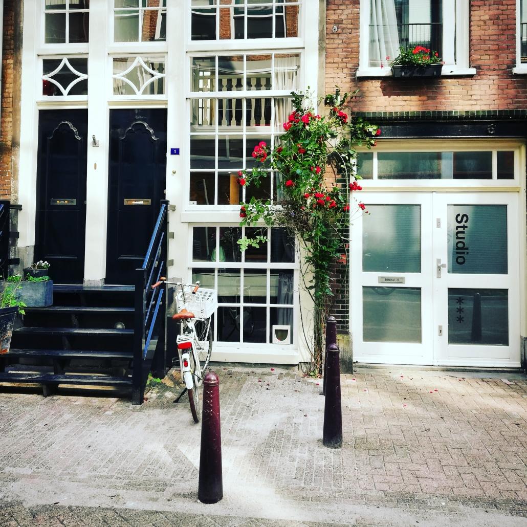 Jordaan streets