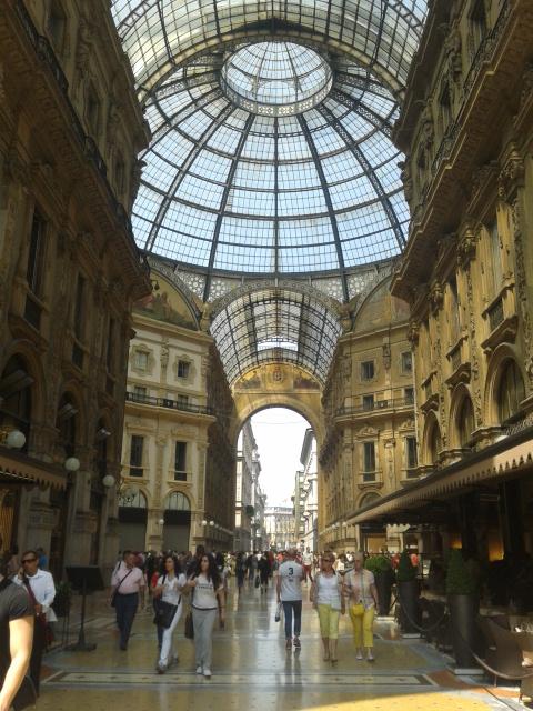Galleria Vittorio Emanuele 1