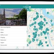 Cityzapper iPad-App
