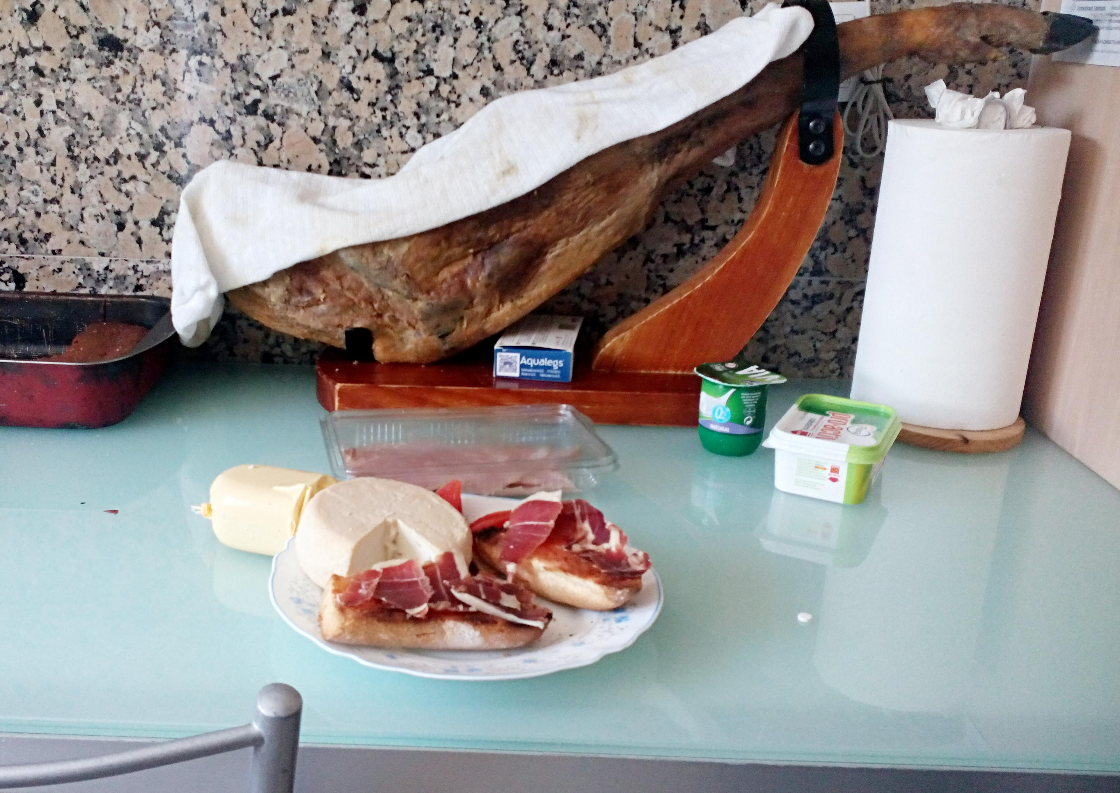ontbijt catalaans