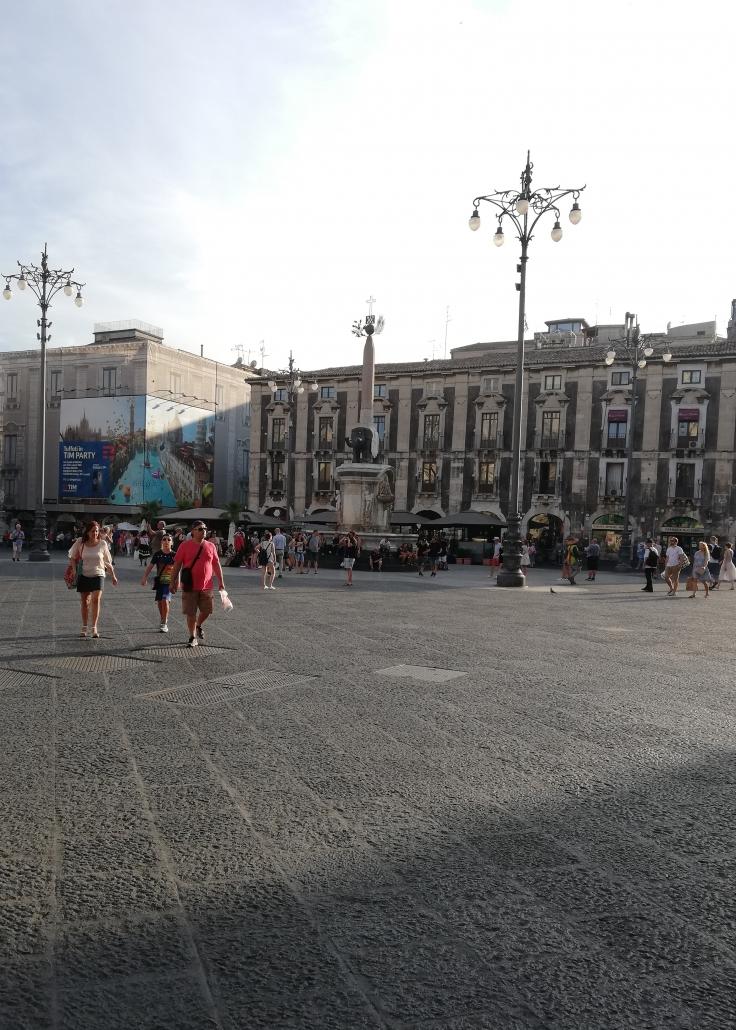 Catania plein