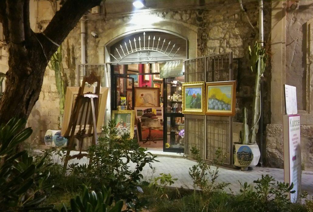 winkel in Ortigia