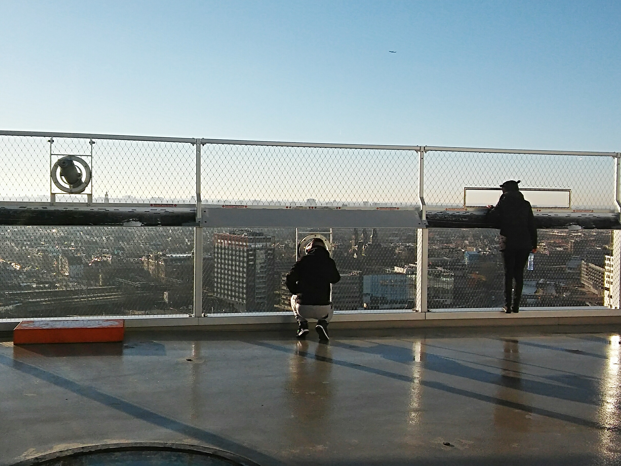 Amsterdam Lookout Skydeck