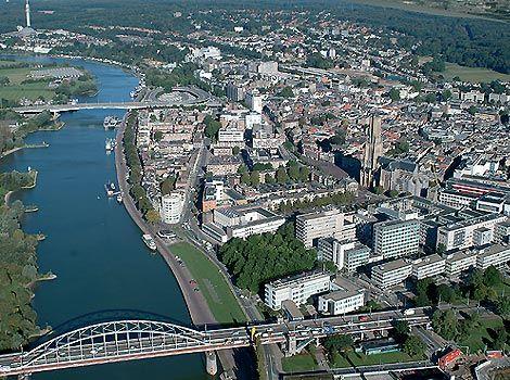 Arnhem city sight
