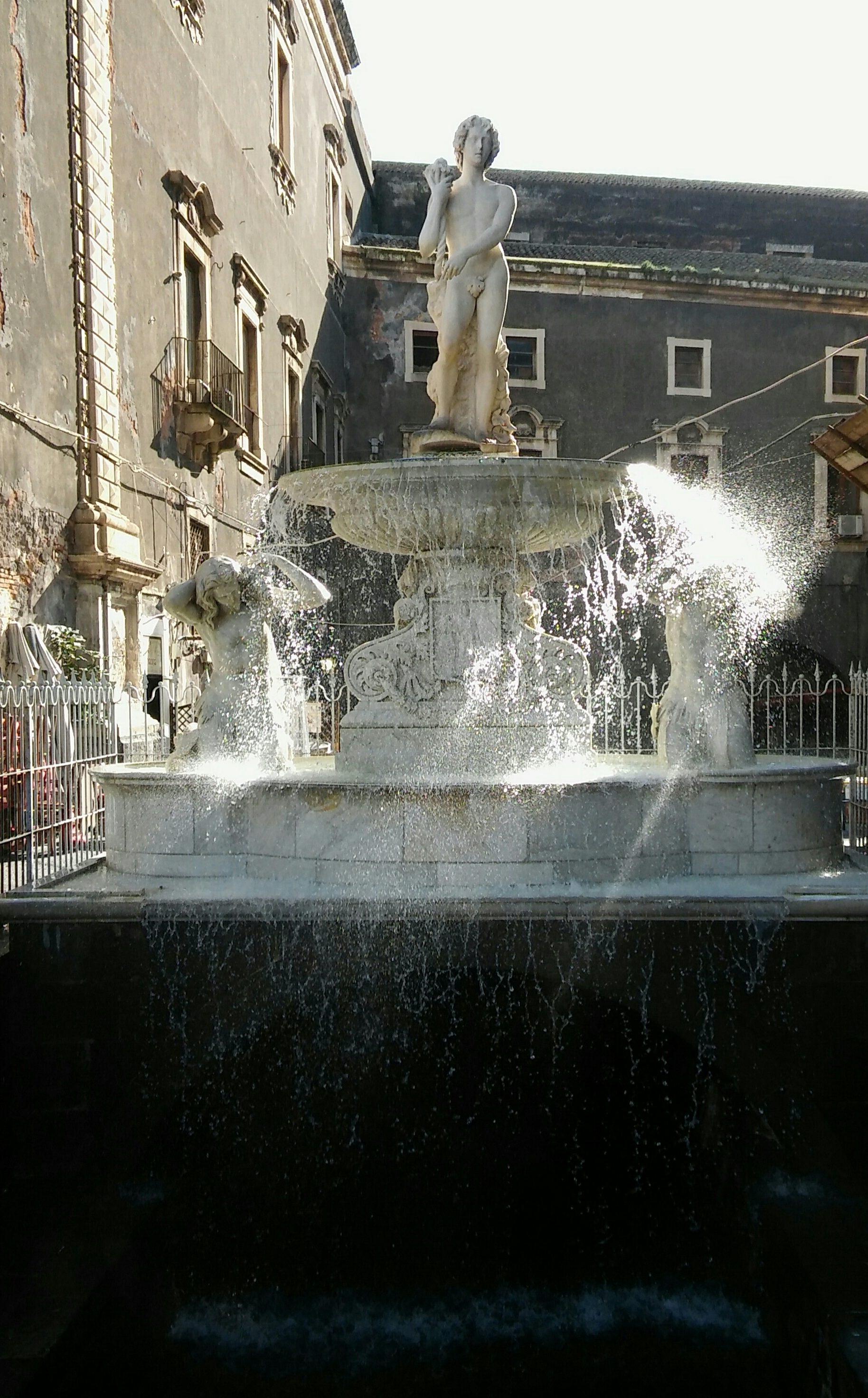 Catania fontein