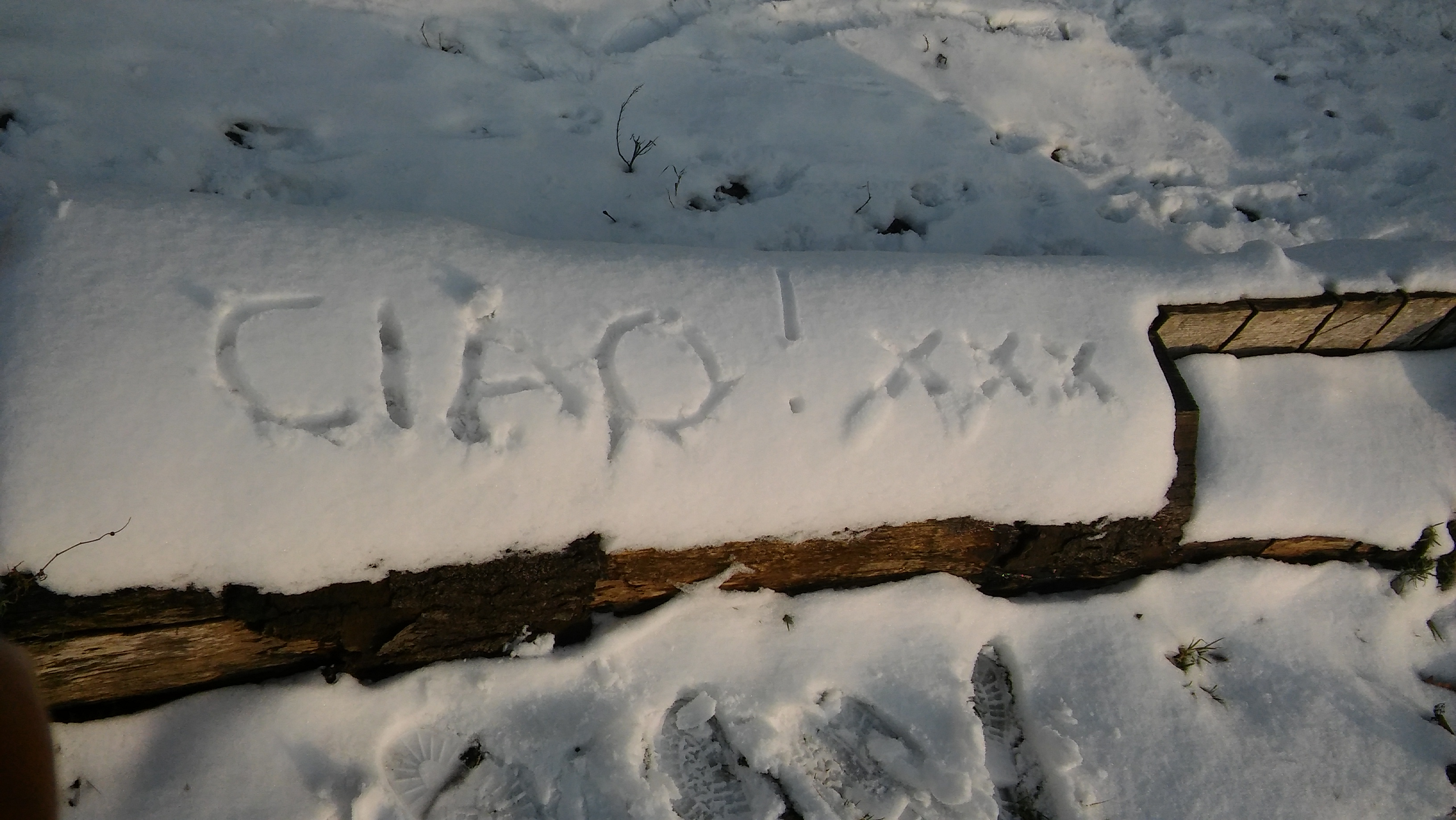 ciao sneeuw februari