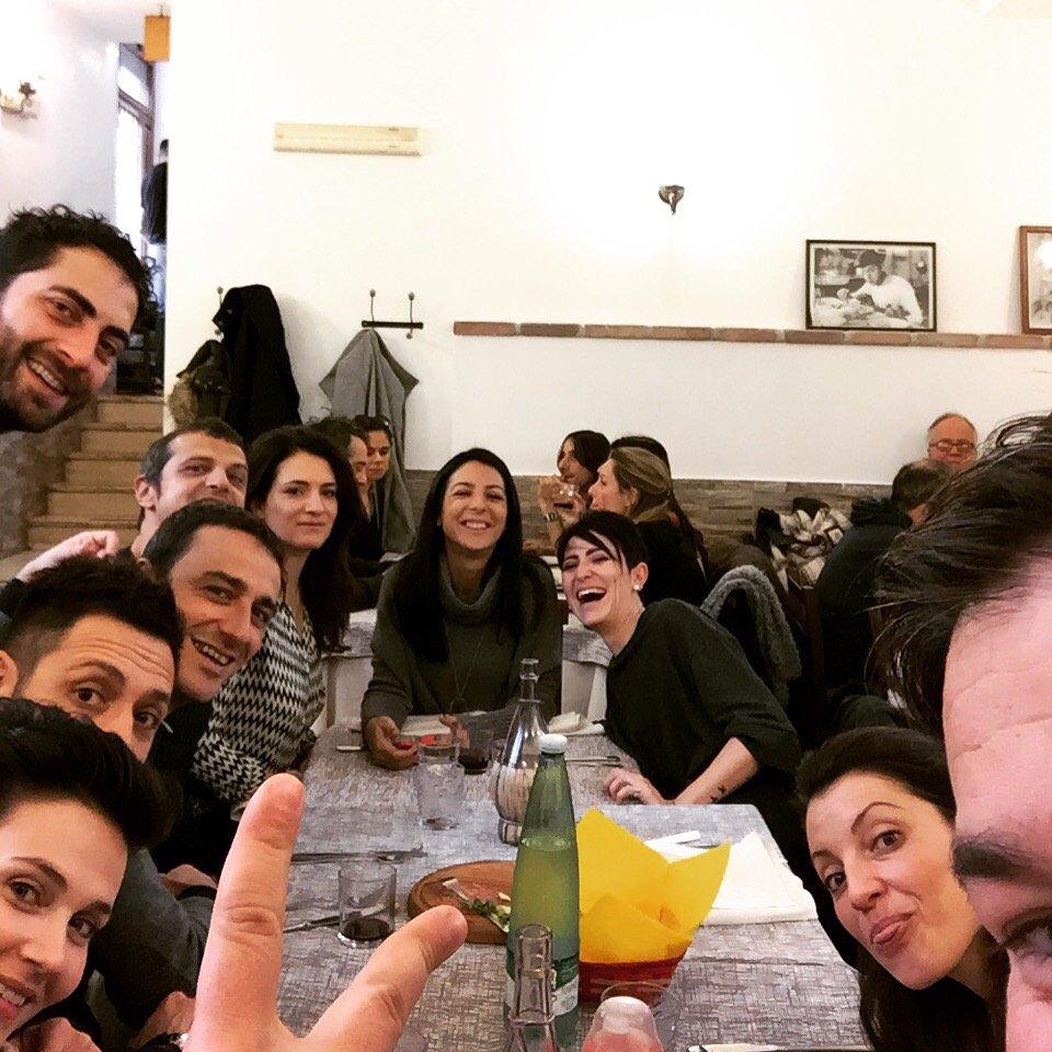 eten drinken rome