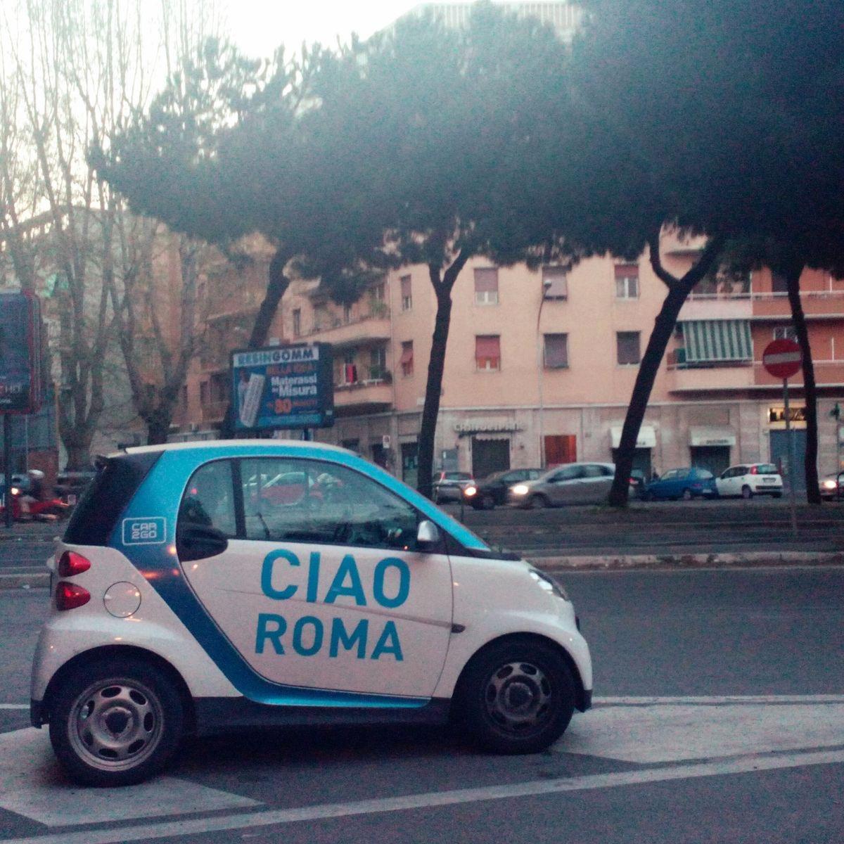 Ciao rome