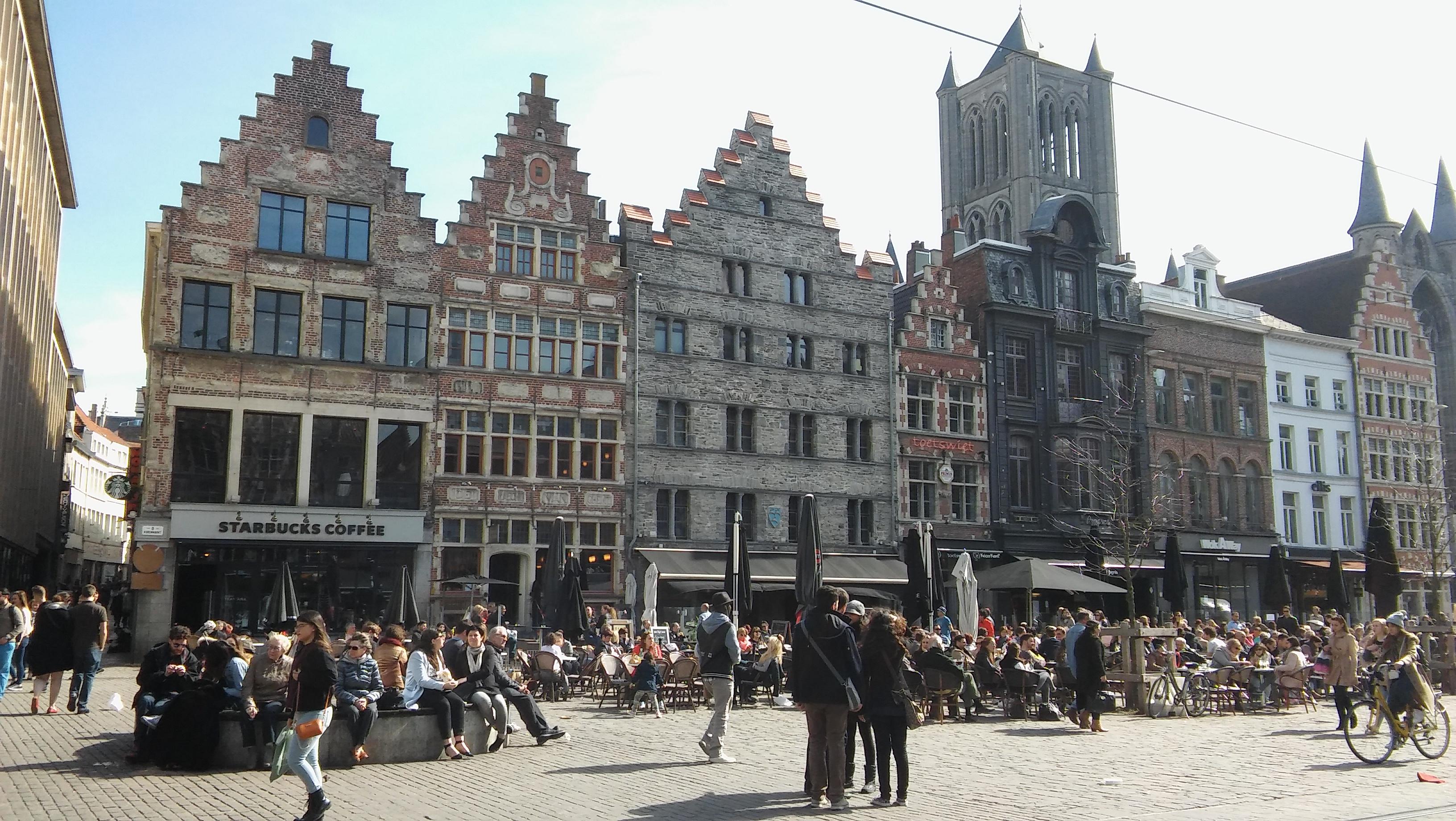 Gent stad