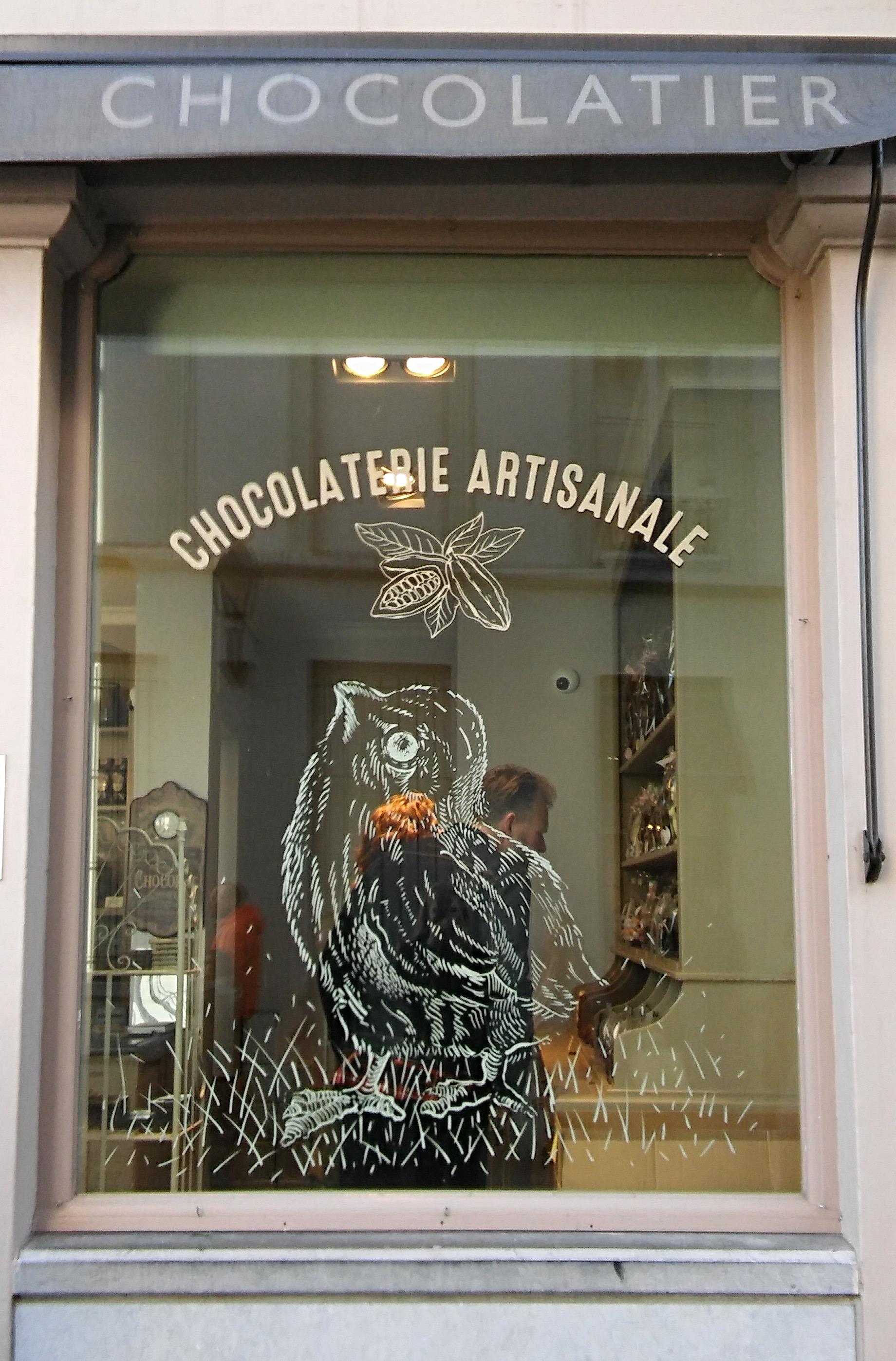 Gent chocolade
