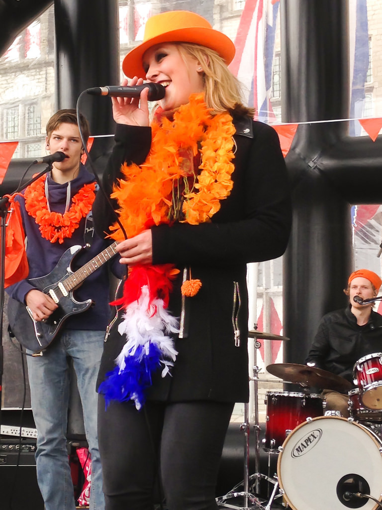 Kingsday music