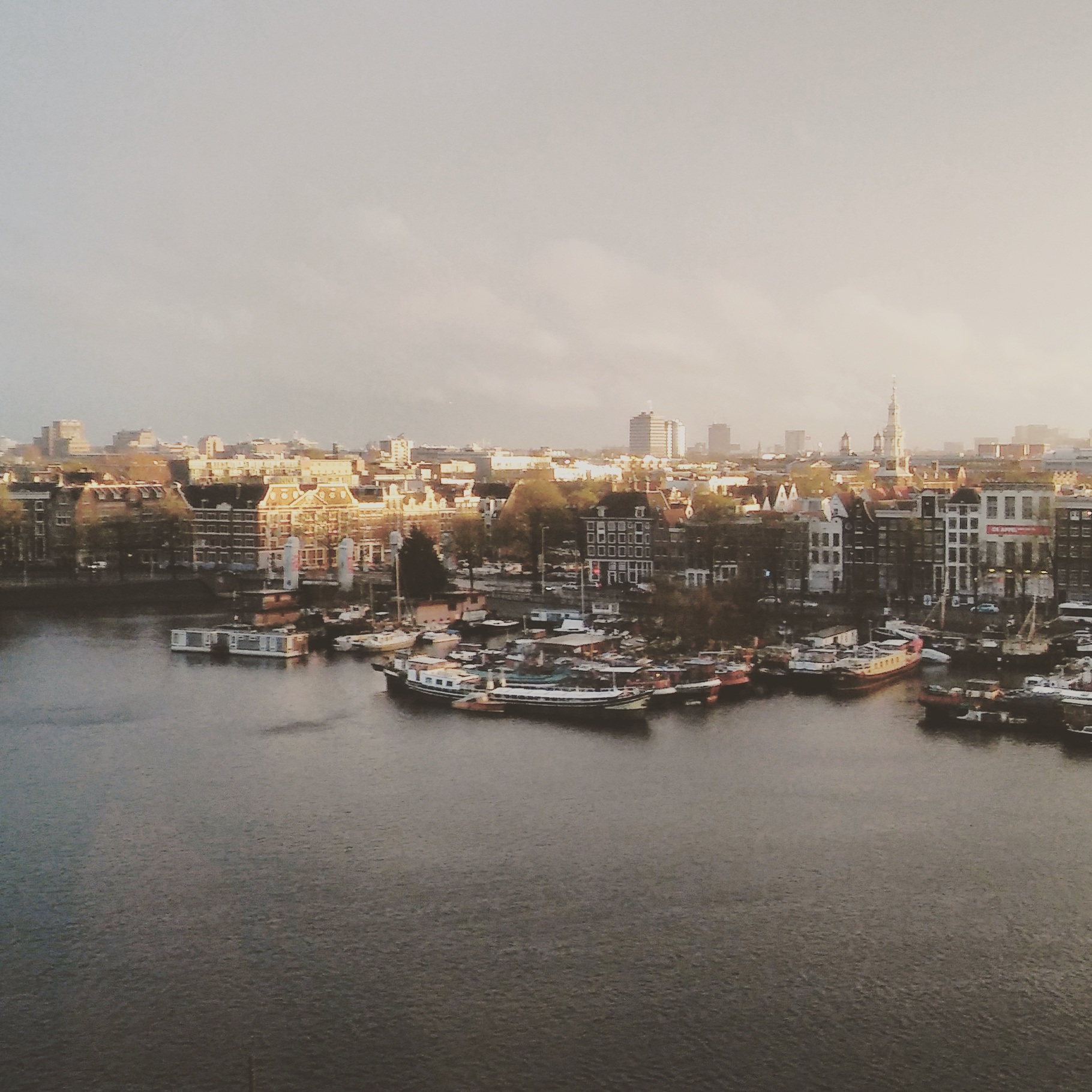 View from Oba Amsterdam