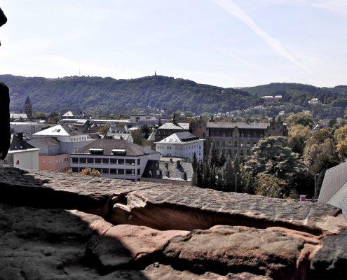 Porta Nigra uitzicht