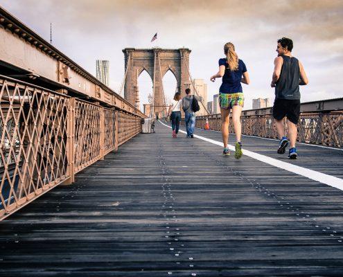 gezond stad bewegen