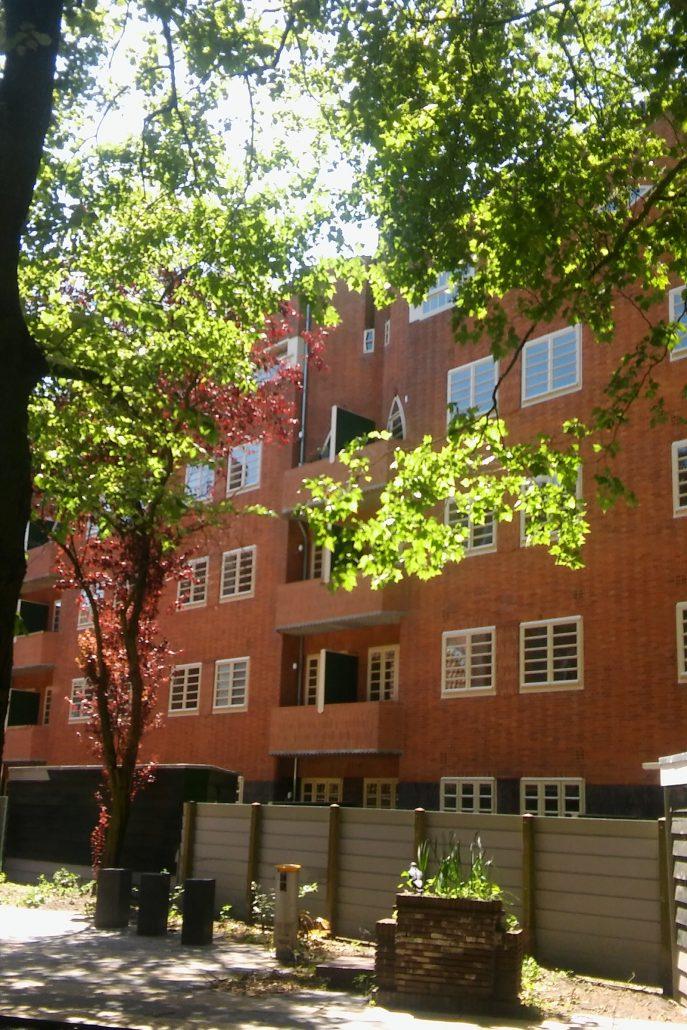 housing block Schip