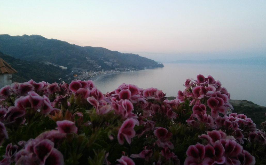 uitzicht Taormina