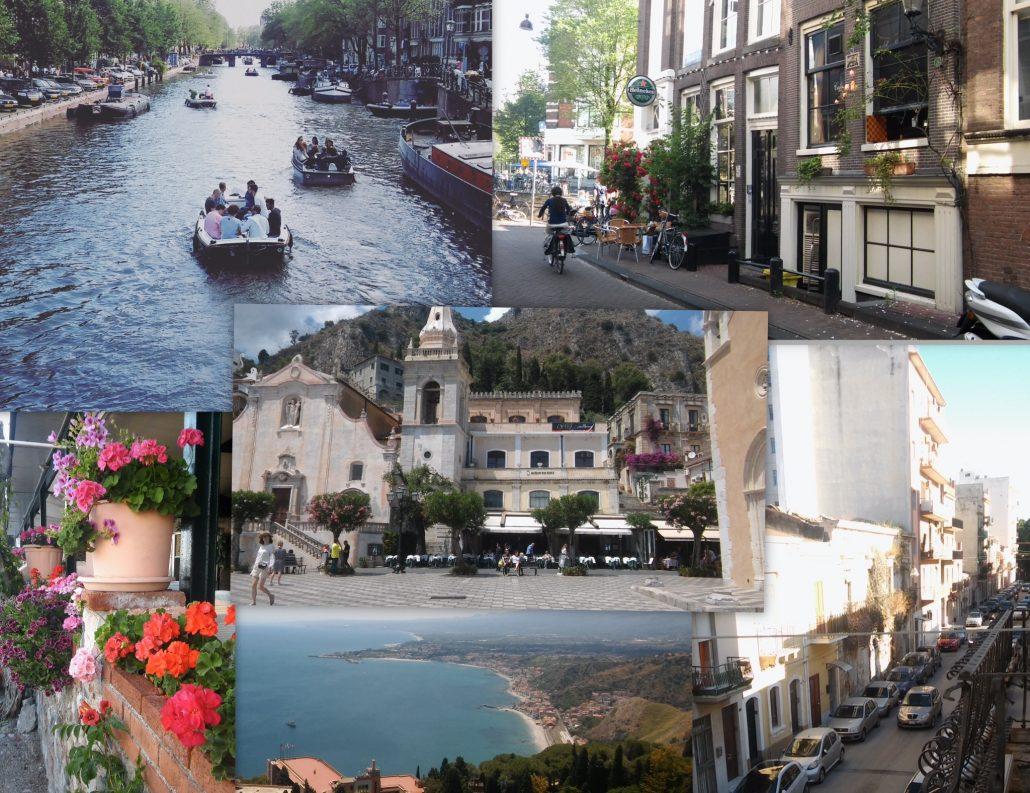 Amsterdam Sicilie