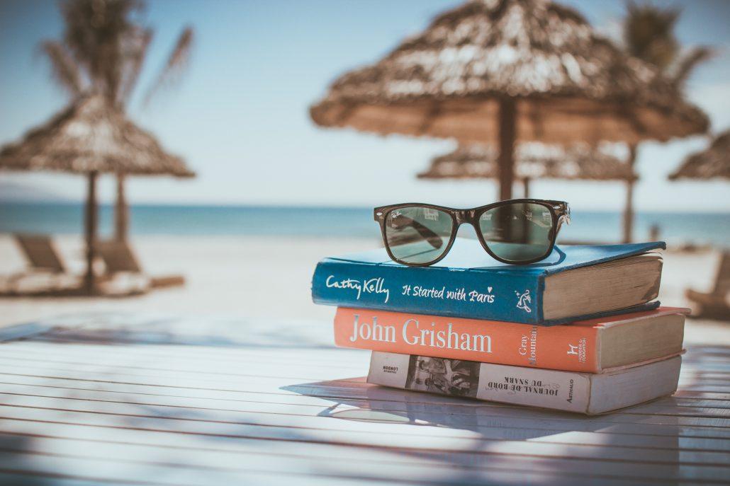 boeken strand