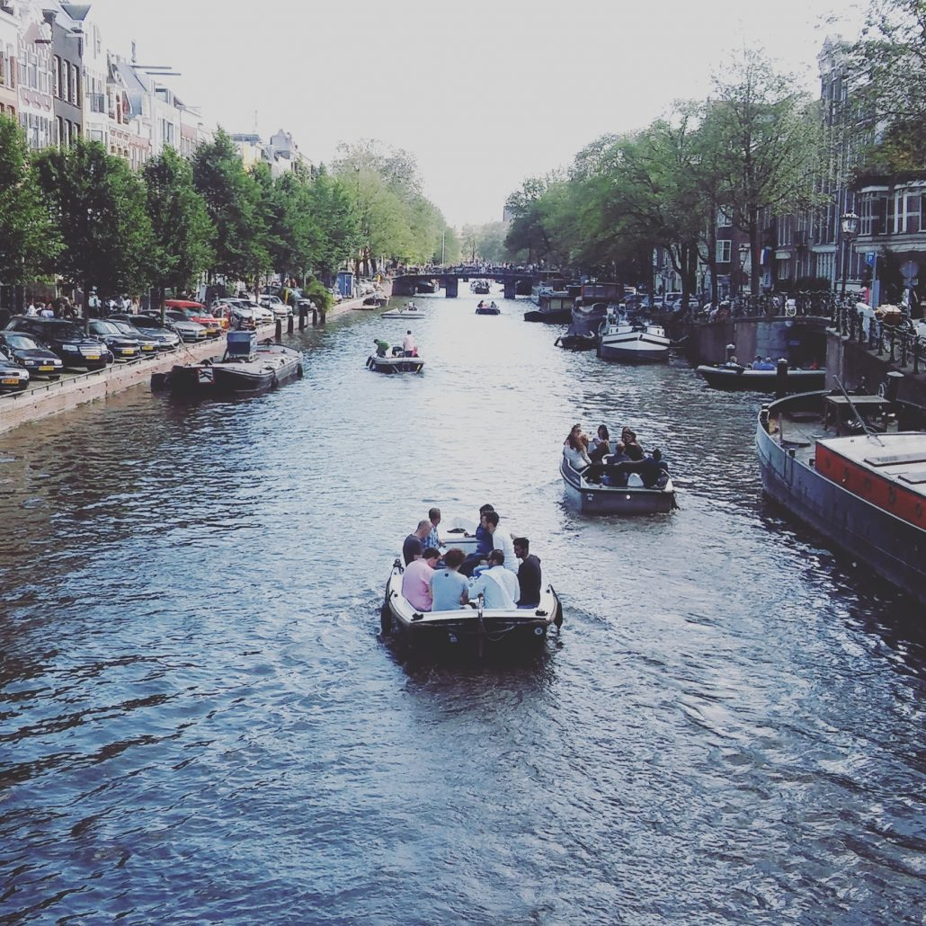 canals boat