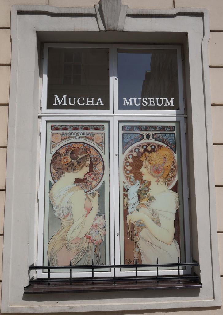 Praag Mucha Museum