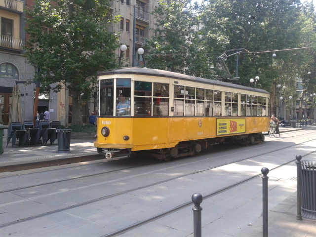 Milaan tram