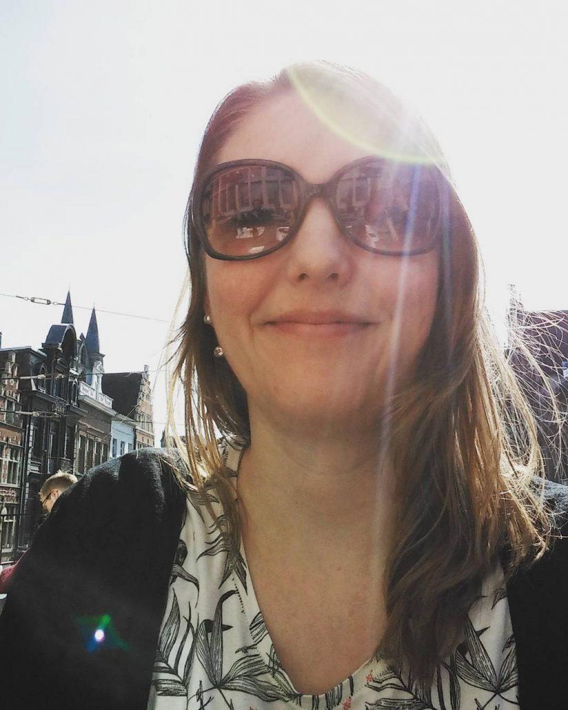 Gent zonnebril