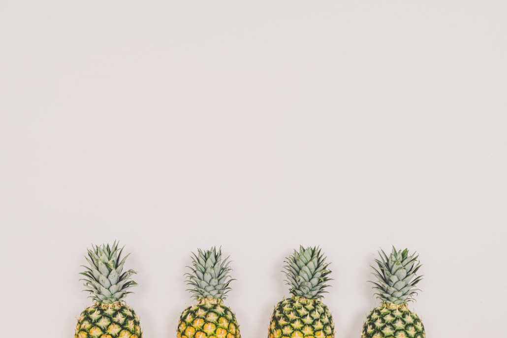 ananas plant