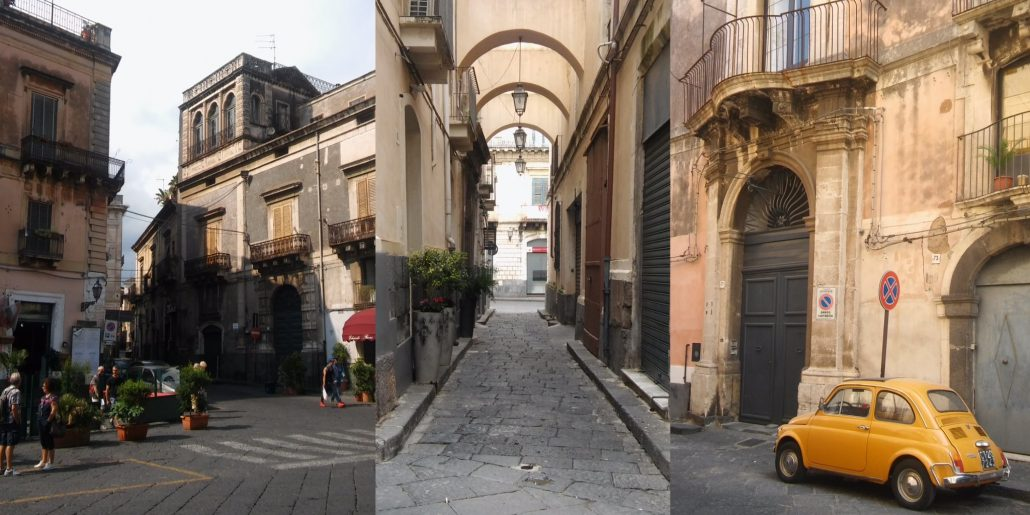 Acireale Sicilie