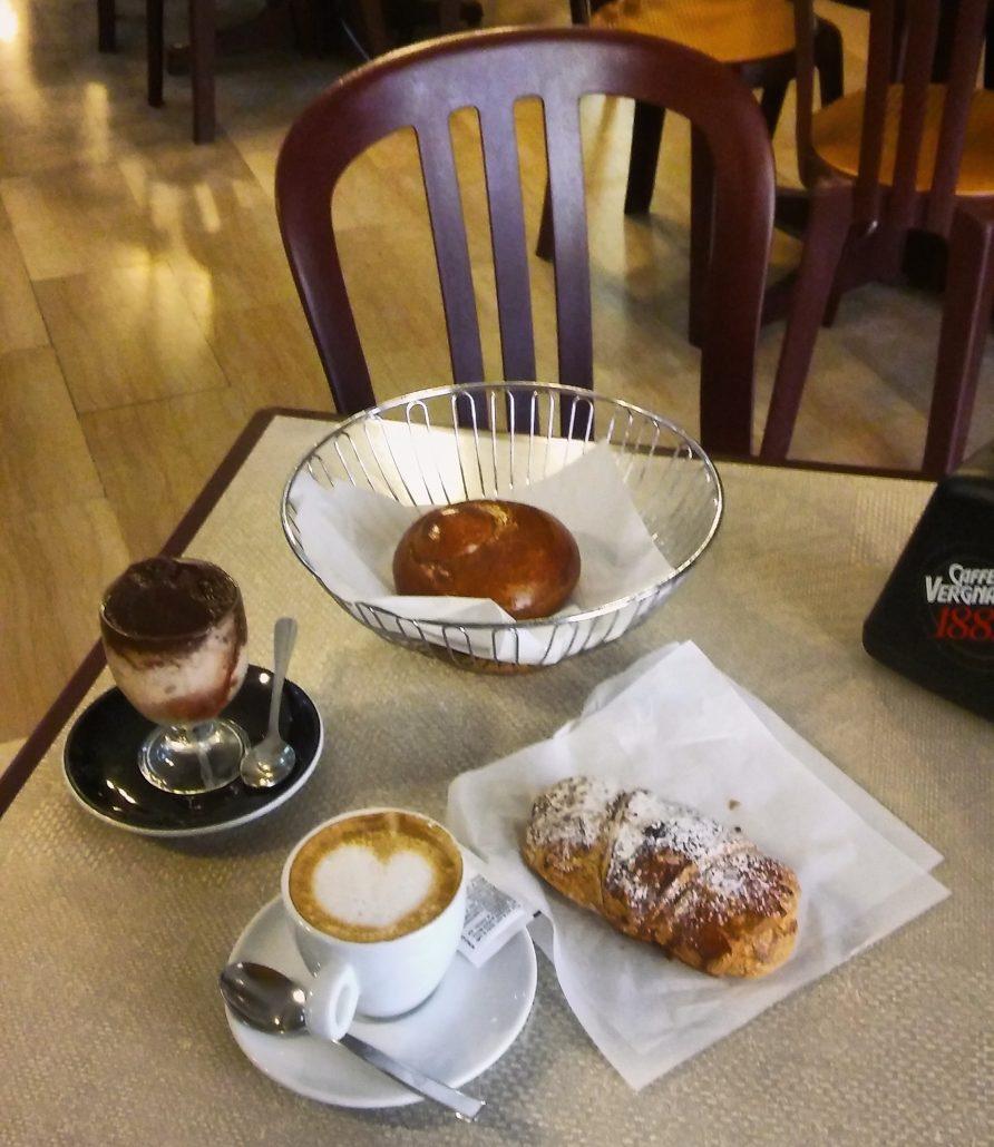 Koffie Sicilie herfst