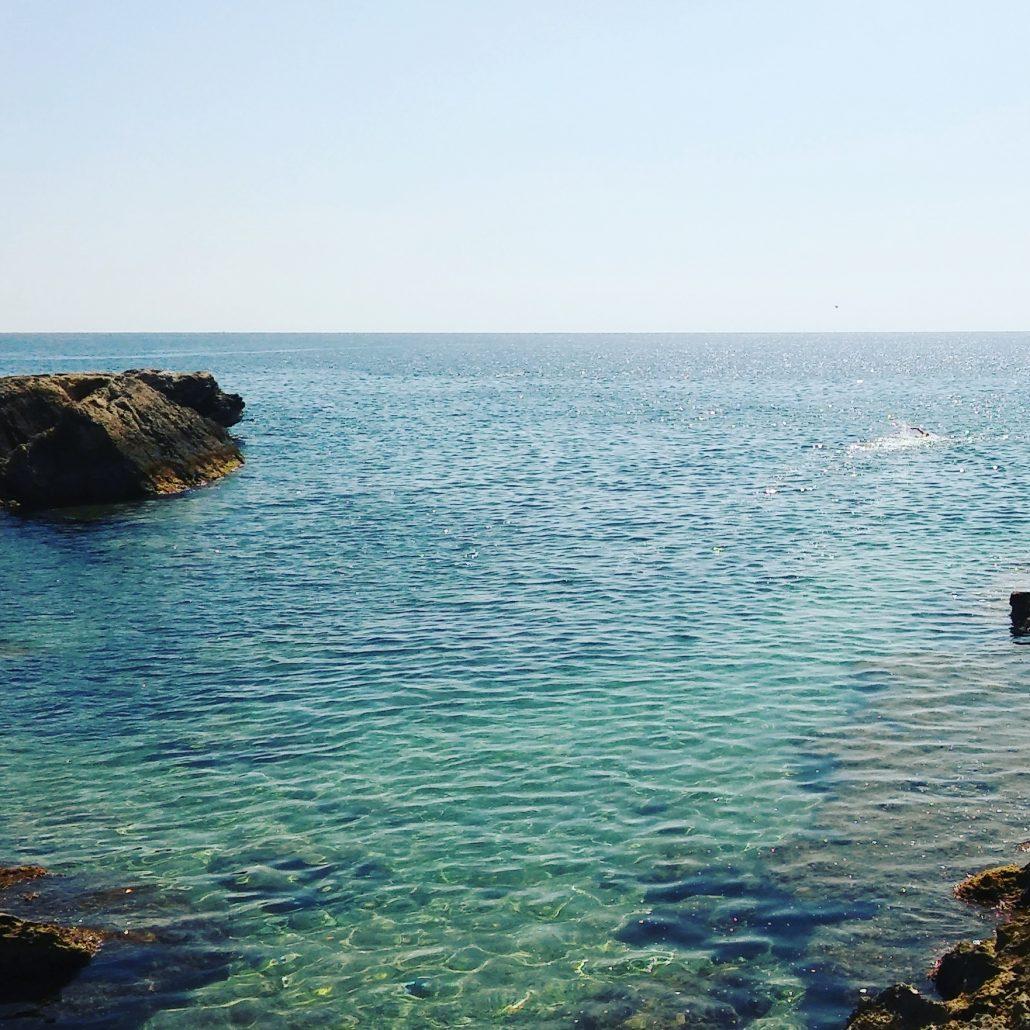Sicilie zee