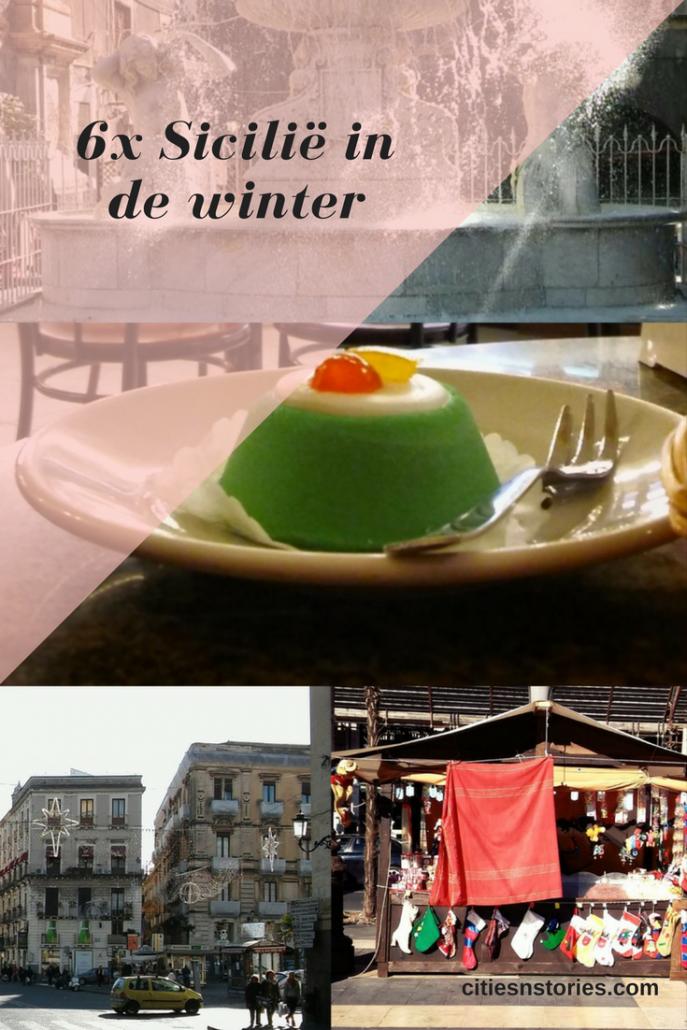 sicilie in de winter
