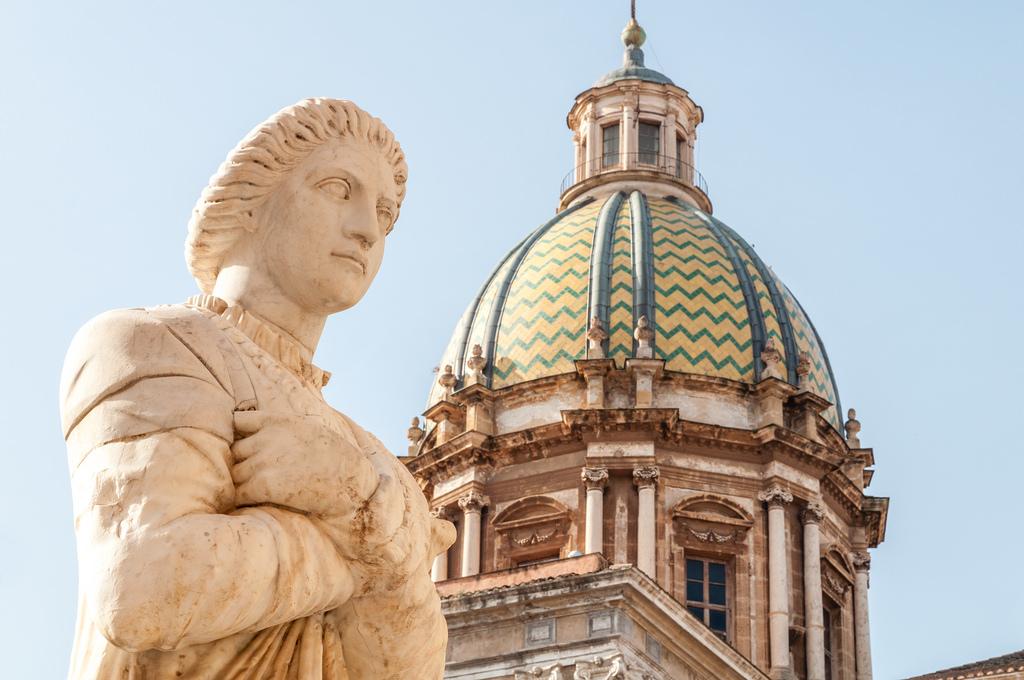 Palermo kathedraal UNESCO