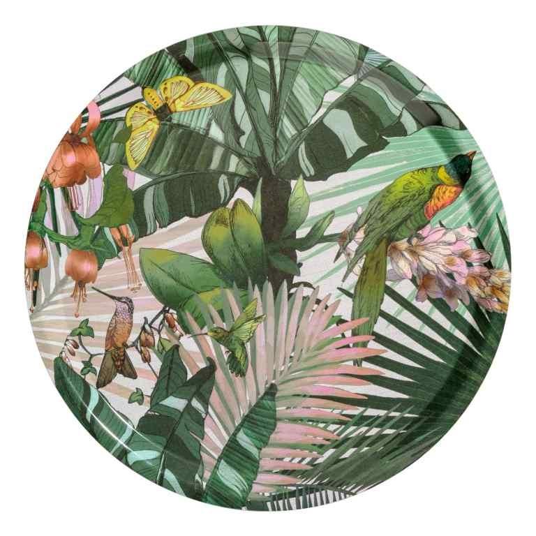 tropisch dienblad