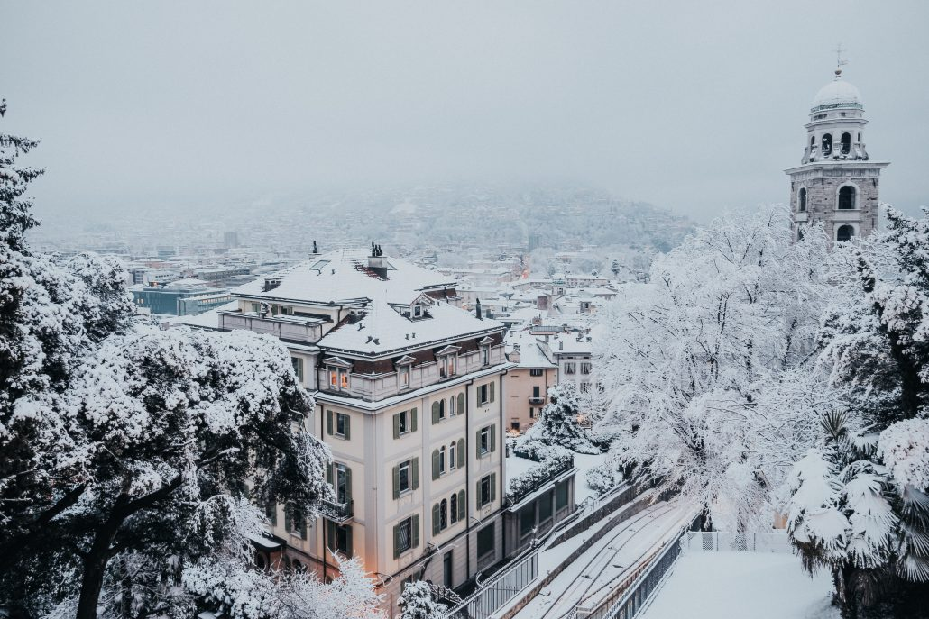 koud winter