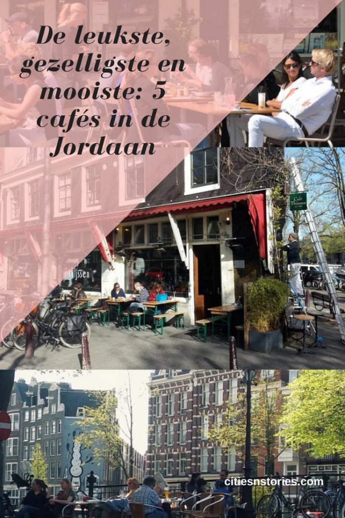 terrasjes Jordaan