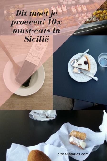 must eats Sicilie