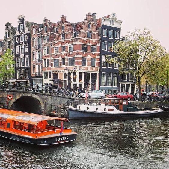 Amsterdam bridges 2