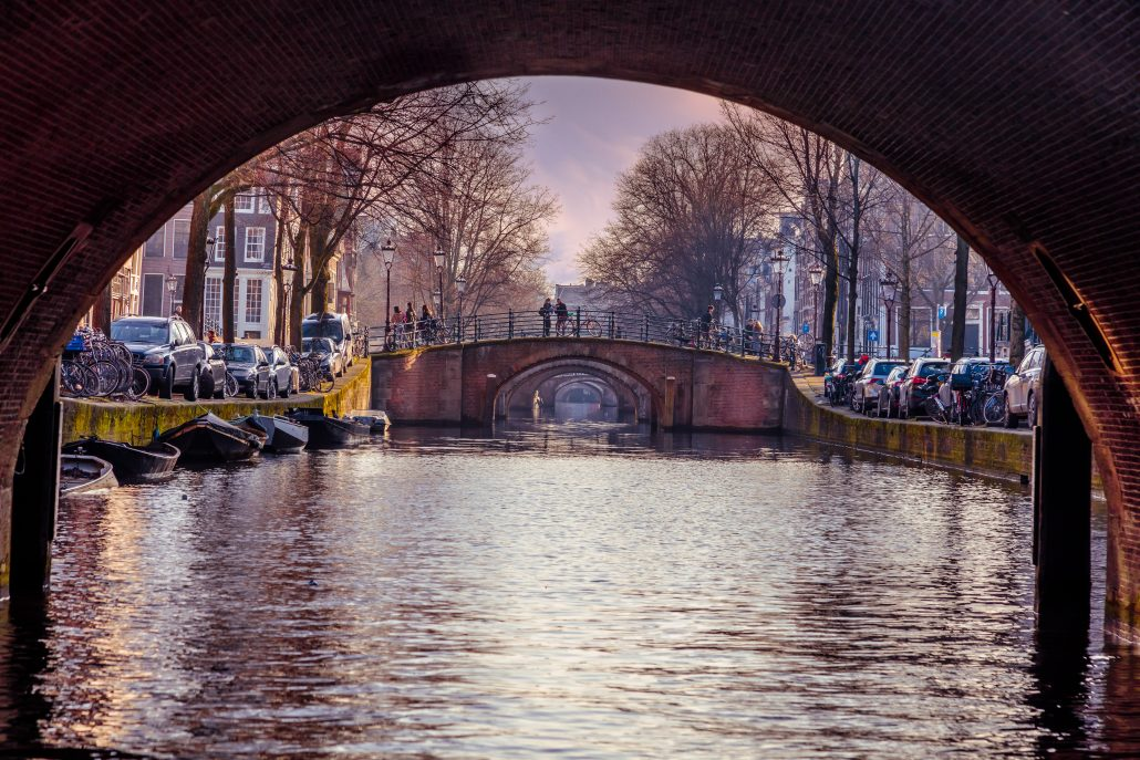 7 bridges amsterdam