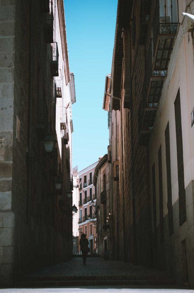stad straatje