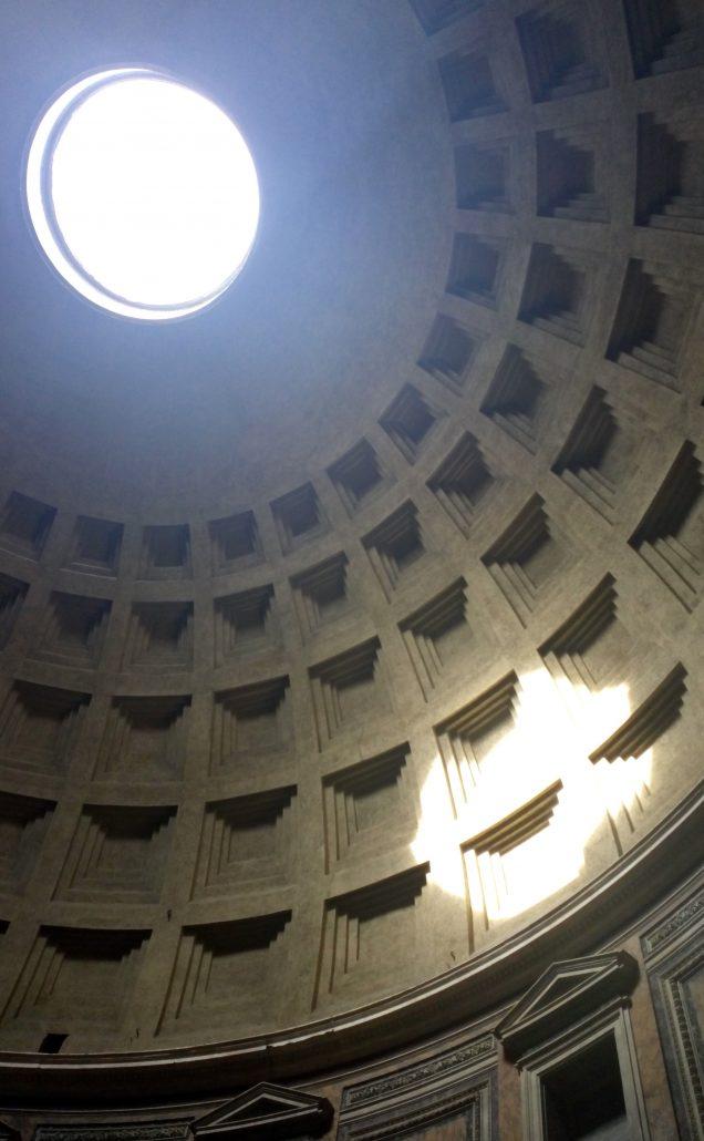 Pantheon oculus