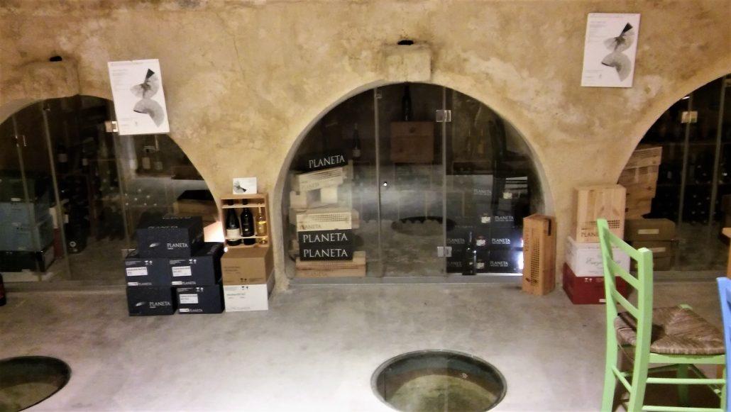 Planeta wijnproeven